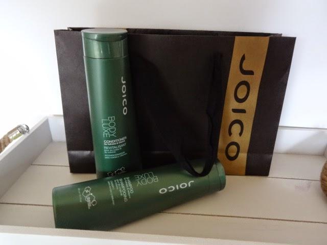 Produkttest Joico Haarpflege