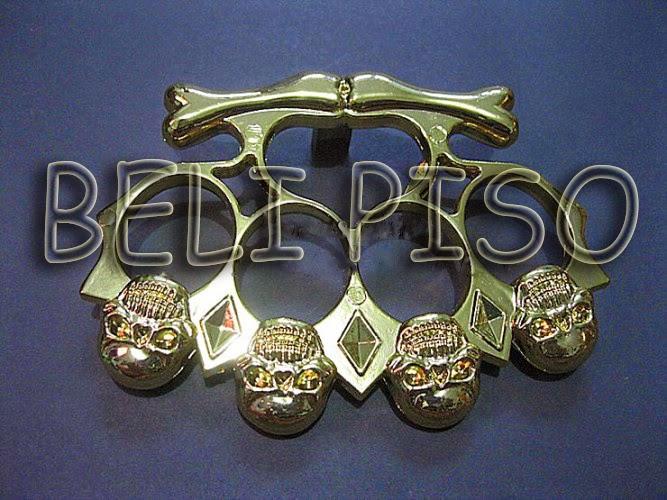 Jual Skull Heads Knuckle belipiso.com