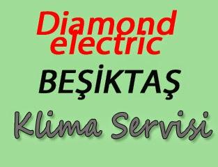 Diamond Electric Beşiktaş Klima Servis