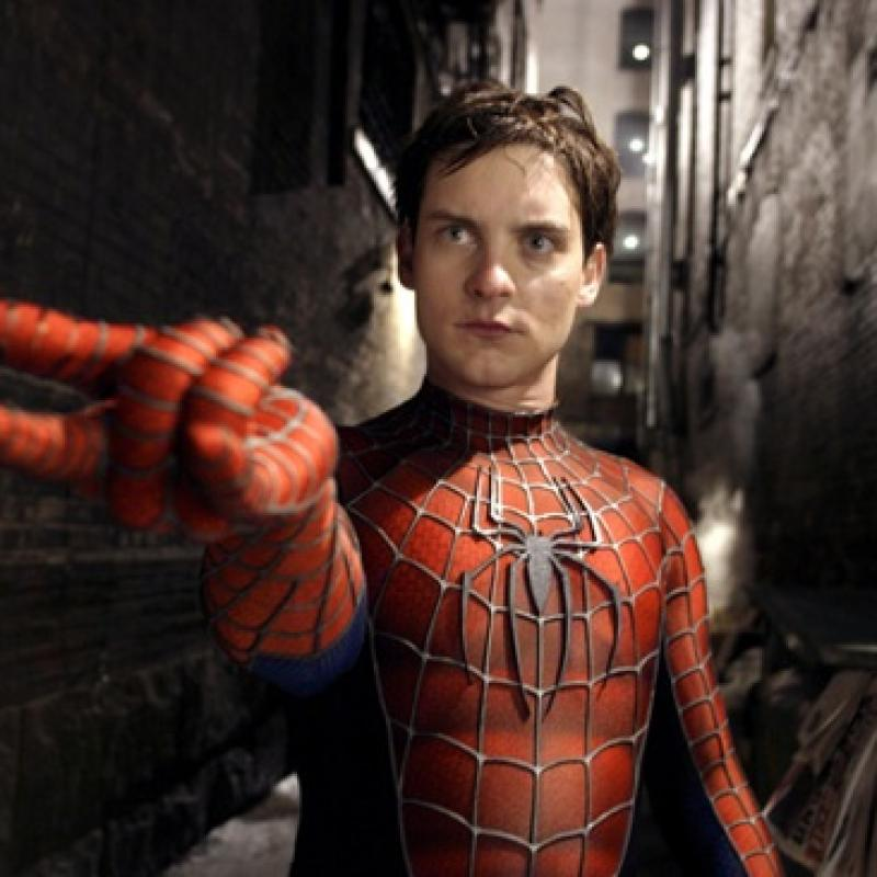 Tobey Maguire Spiderman Workout and Diet Secret | Muscle world