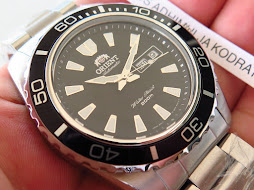 ORIENT DIVER MAKO2 BLACK DIAL - AUTOMATIC - BRAND NEW WATCH