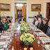 Dilma enfrenta protesto antes de jantar com Obama