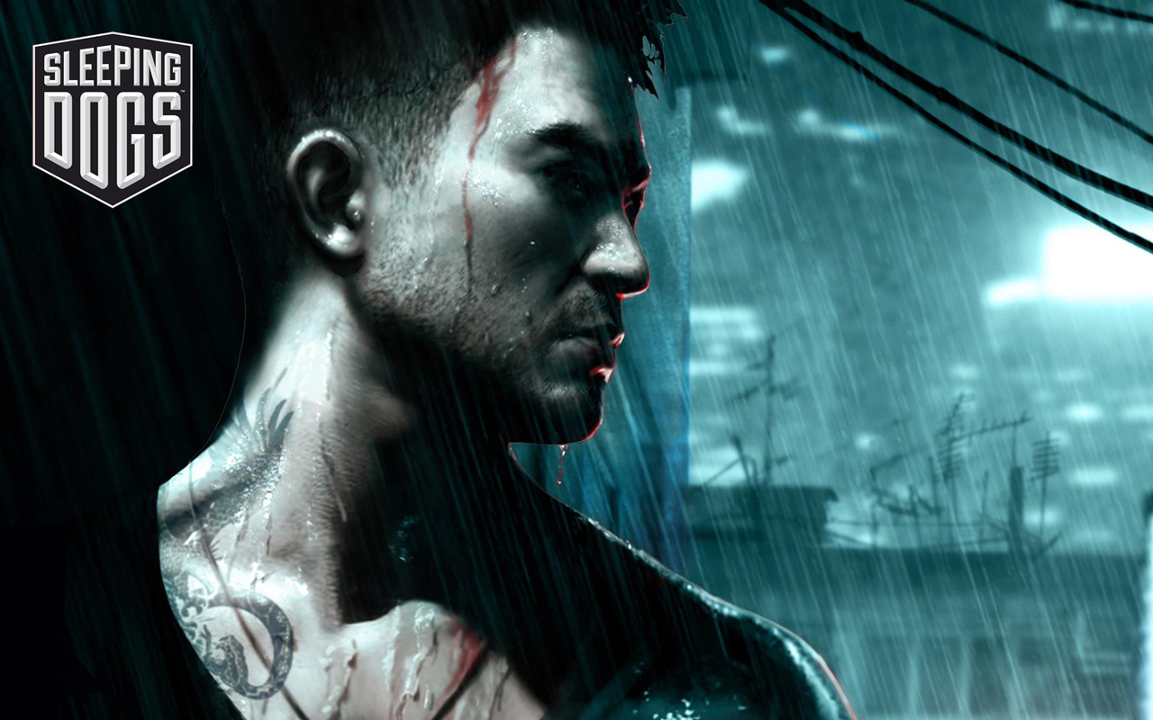Sleeping Dogs HD & Widescreen Wallpaper 0.0516133466111013