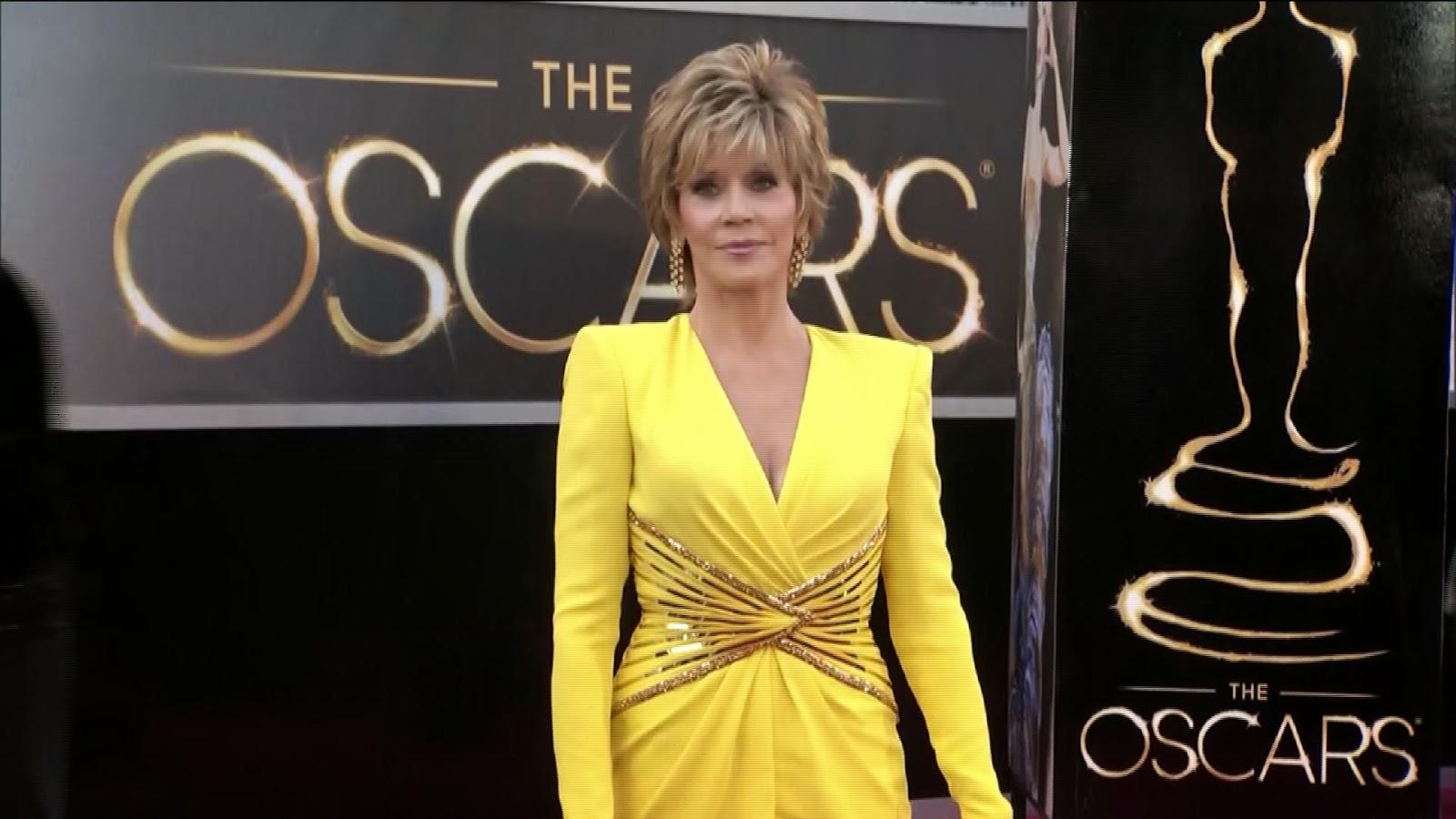 Jane Fonda las mujeres mas bellas del 2013