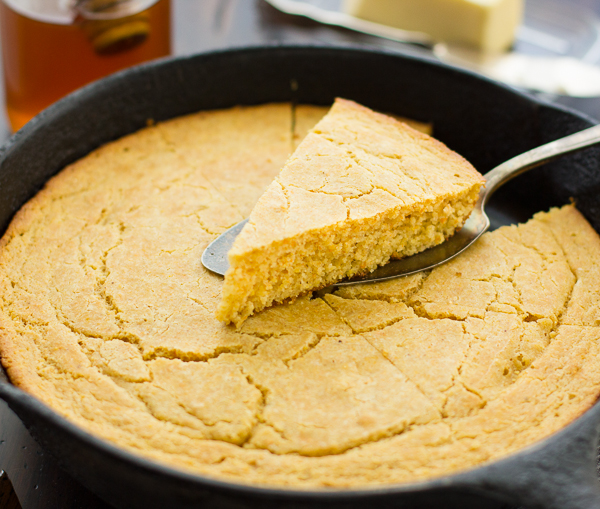 The Bojon Gourmet: Gluten-Free Buttermilk Skillet Cornbread