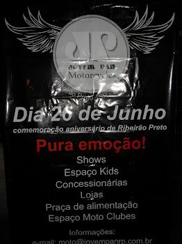 CONFRATERNIZAÇÃO MOTOS CLUBES DE RIBEIRÃO PRETO COM RADIO JOVEN PAN