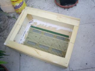 caja del compostador