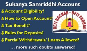 Benefits of Sukanya Samriddhi