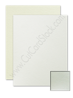 We carry various weights of cardstock and folded cards