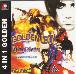 Baixar 4 x 1 Golden Leon Fighting Collection: PS1 Download games grátis