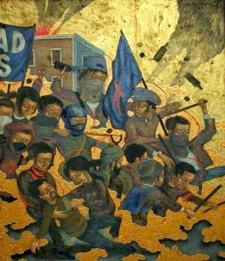 Κριτική στη κρίση με τα μάτια του καλλιτέχνη