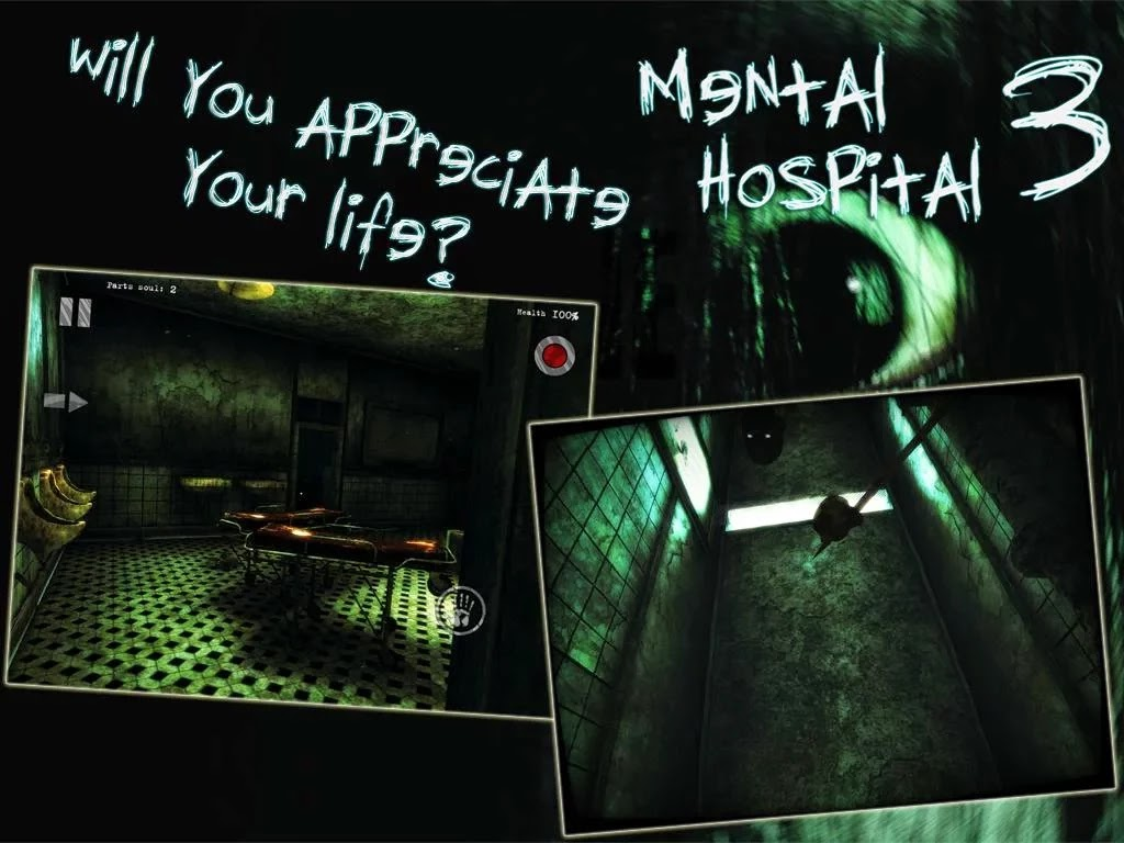 Free Download Mental Hospital III Full Version