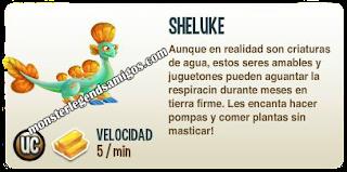 imagen de la descripcion del monster sheluke