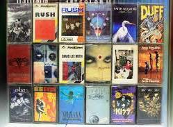 Kenangan kaset musik pita era 90an