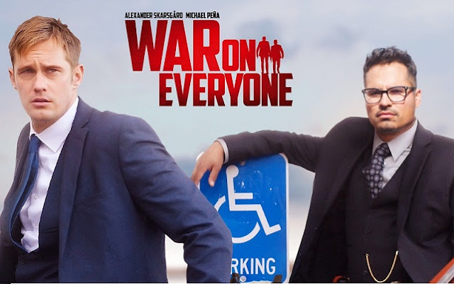 War on Everyone Movie Download 2016 Full HD DVDRip