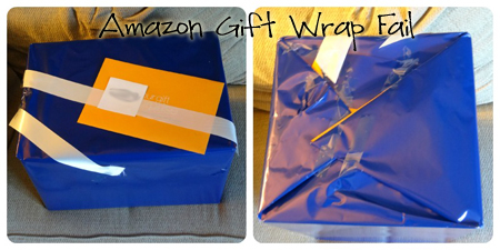 Success Along the Weigh: Gift Wrap Fail and What I'm Peepin' This Week