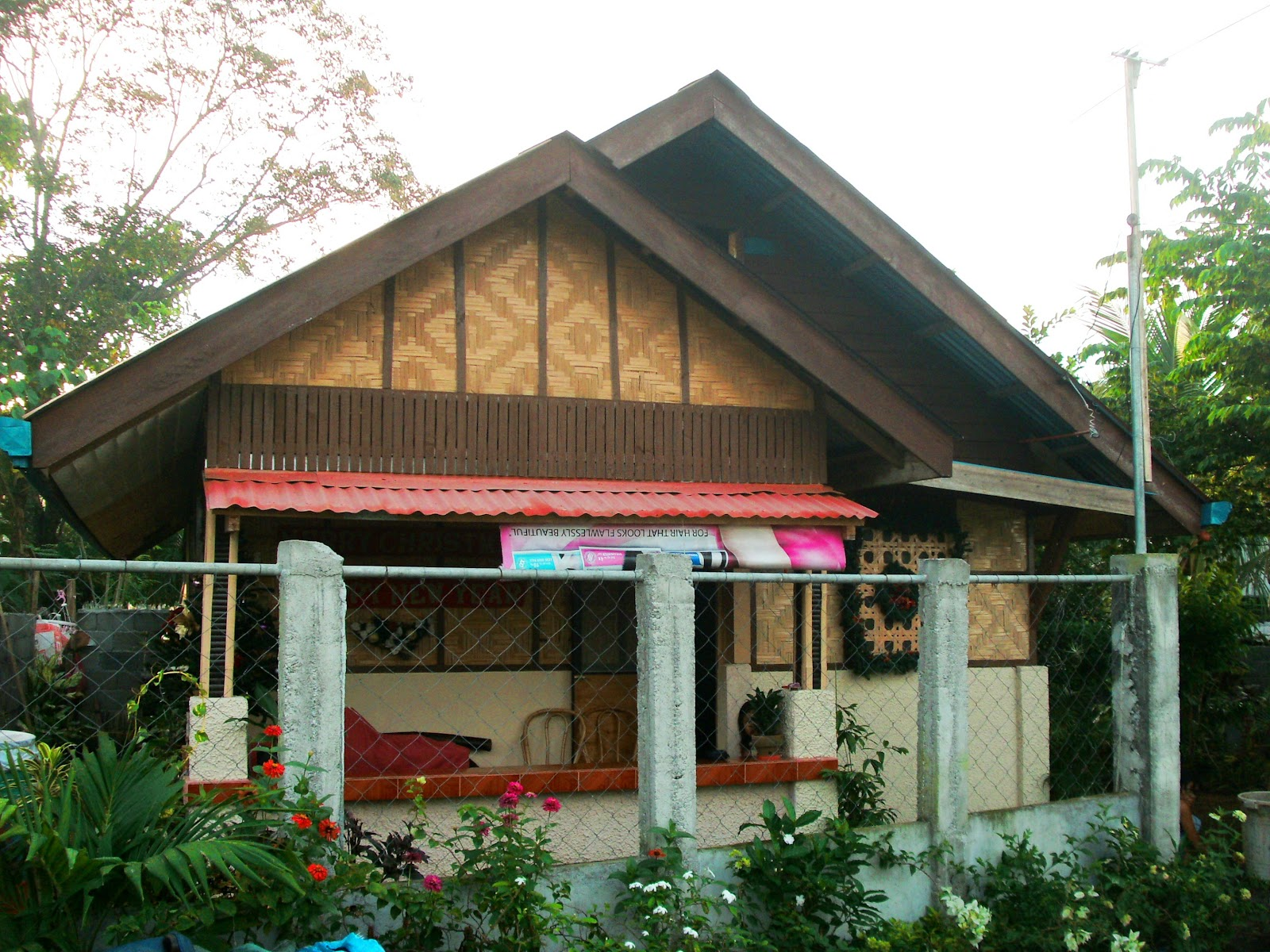 Modern bahay kubo design in philippines joy studio for Small rest house designs in philippines