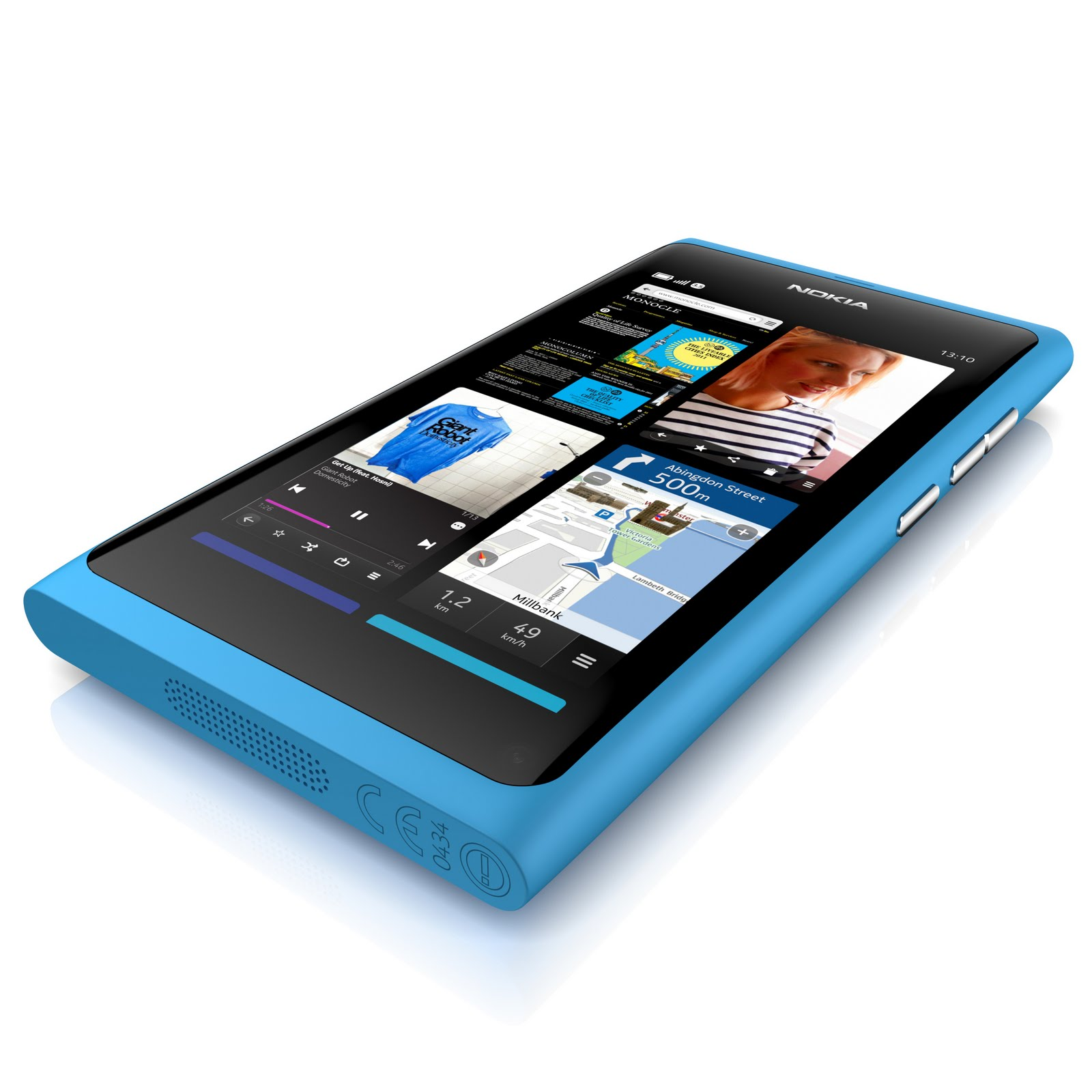 Nigeria Galleria: Touchscreen Nokia N9 Price, Features and ...