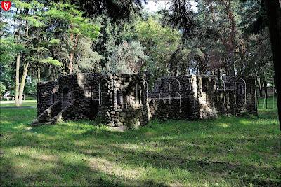 Барановичи. Каменная крепость для детей