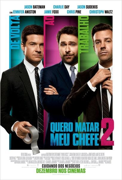 Quero Matar Meu Chefe 2 – Full HD 1080p