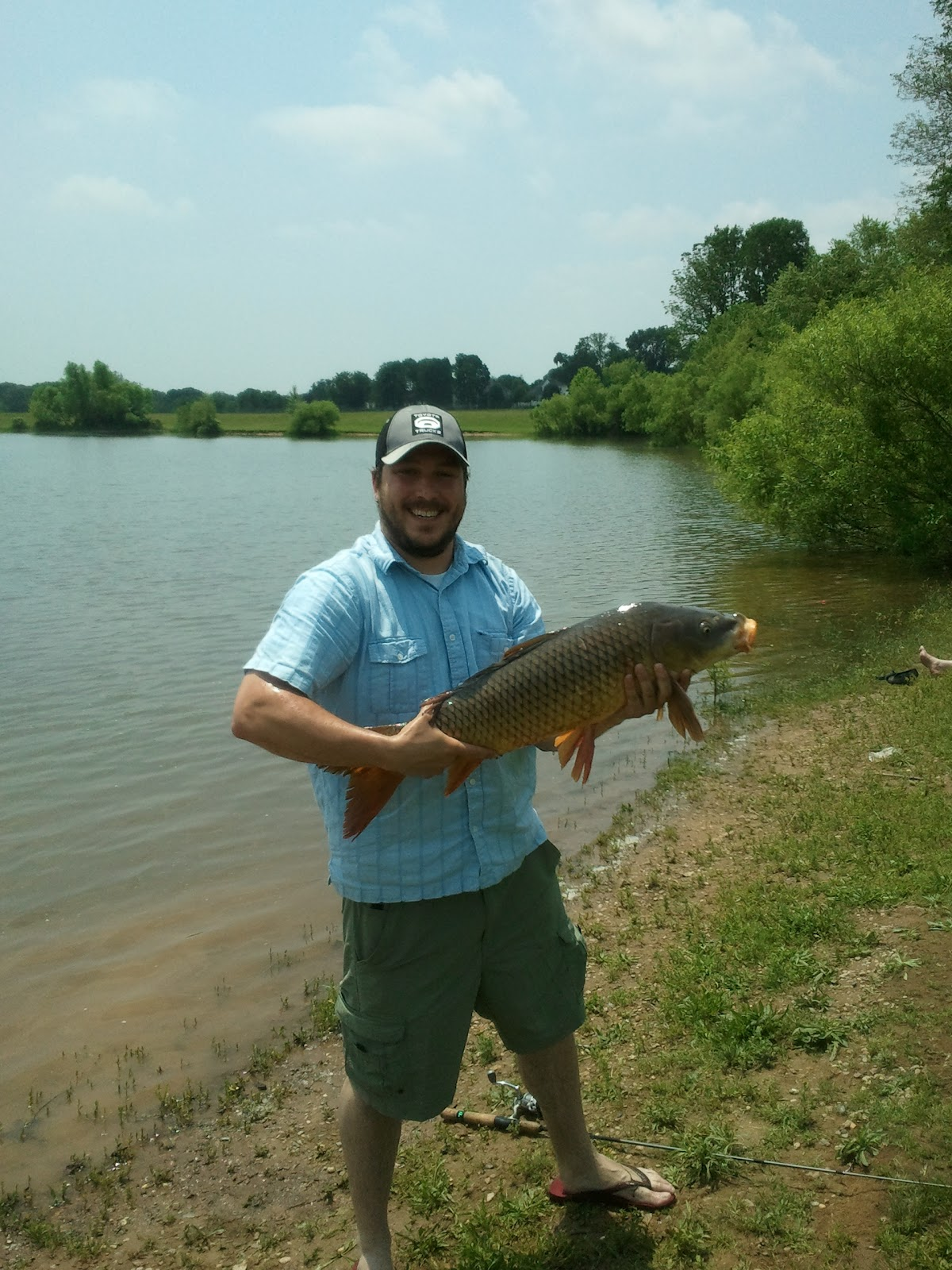 Extreme philly fishing reports rob z core creek for Fishing in pa