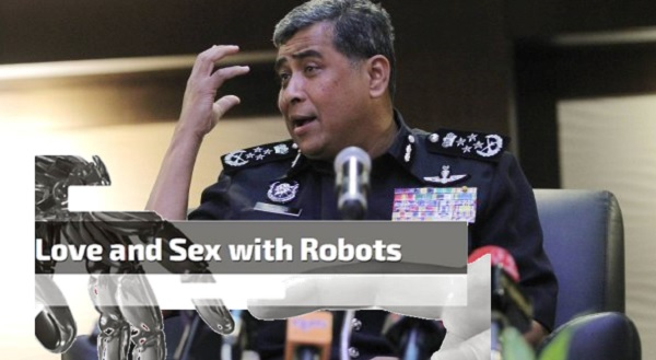 KPN beri amaran kepada penganjur acara 'cinta dan seks dengan robot'