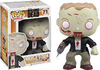Funko Pop! Zombie Merle Dixon