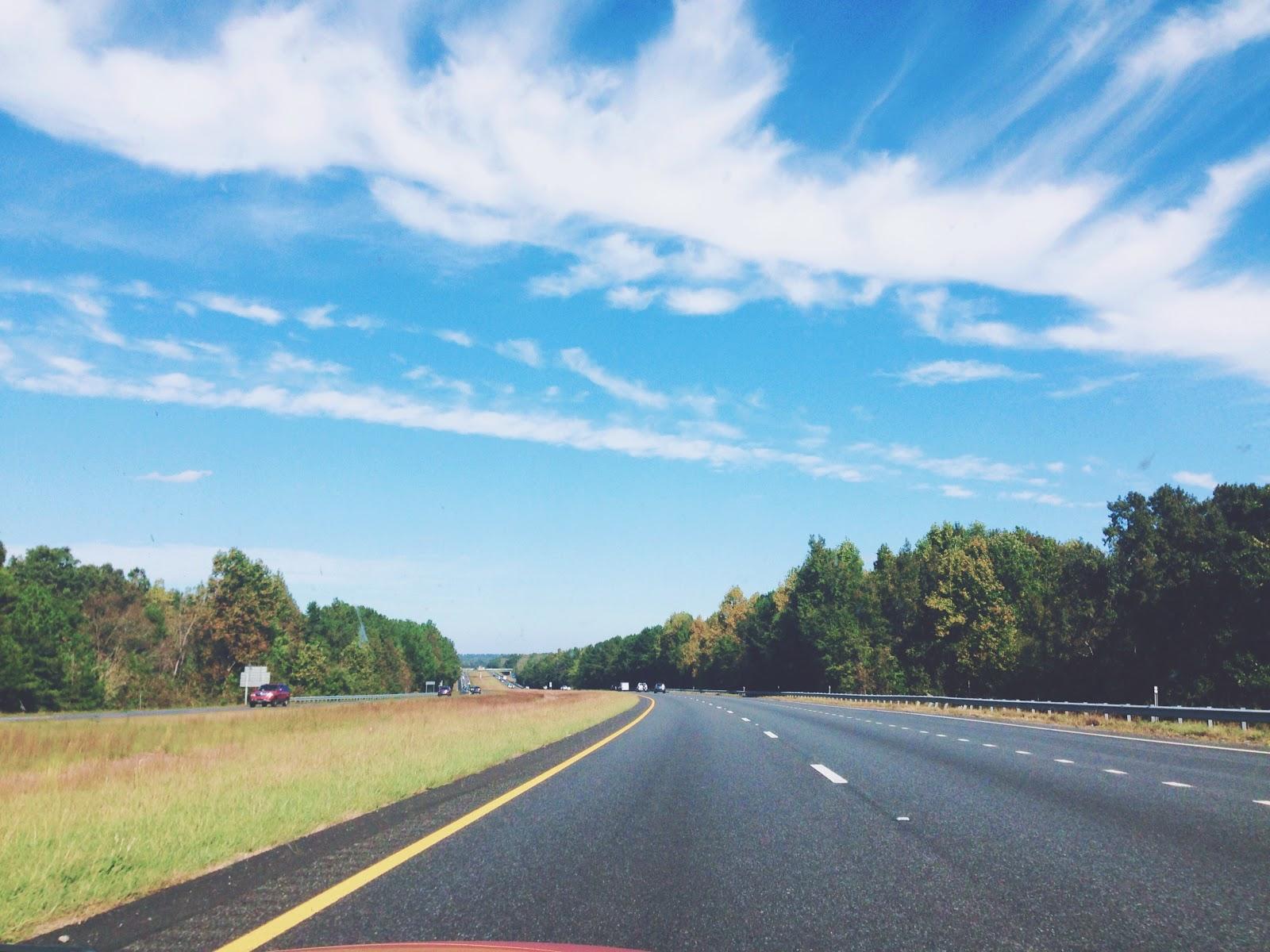 South Carolina I-77