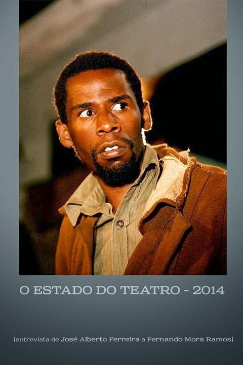 «O ESTADO DO TEATRO - 2014»