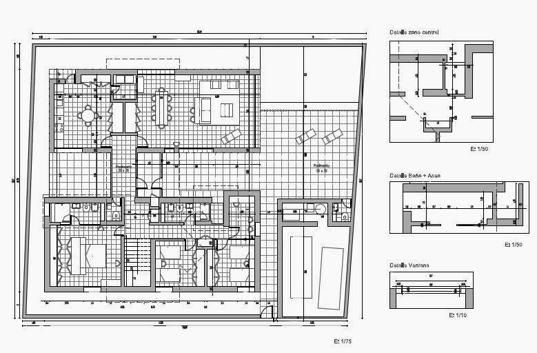 planos de casas arquitectura pdf las casas de los