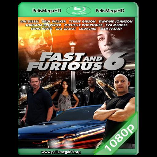 RAPIDOS Y FURIOSOS 6 (2013) WEB-DL 1080P HD MKV ESPAÑOL LATINO