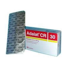 Dosis Obat ADALAT (Nifedipin)