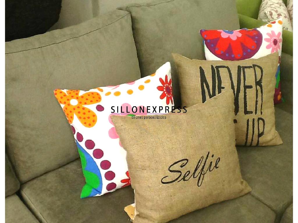Sillonexpress nuevos almohadones para acompa ar tus - Almohadones para decorar sillones ...