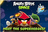 Angry Birds Space walkthrough.