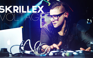 Dj Skrillex Voltage HD Wallpaper