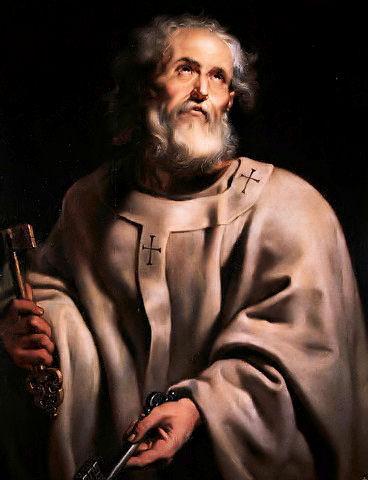 Unang Papa, San Pedro Apostol