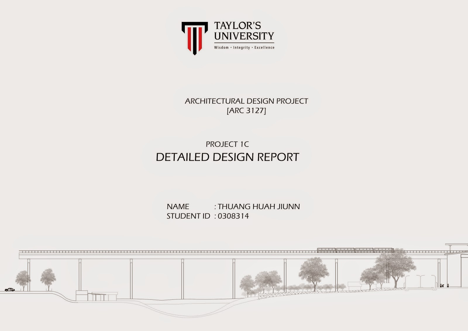 Below Show The DESIGN REPORT Of Works For Project 2 :