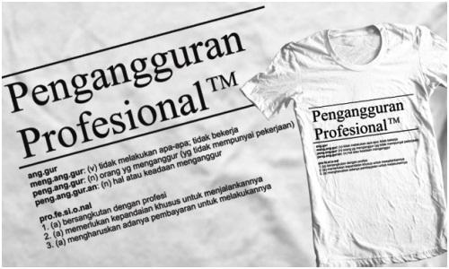 Pengangguran Profesional
