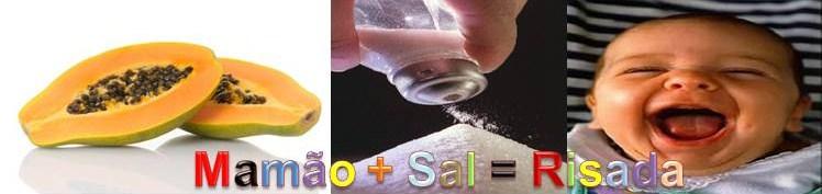 mamão com sal