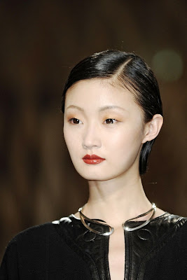 Fall/Winter 2011-2012 Hairstyle Trends-Hermes