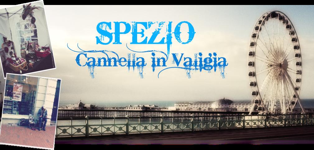 Spezio Cannella in Valigia