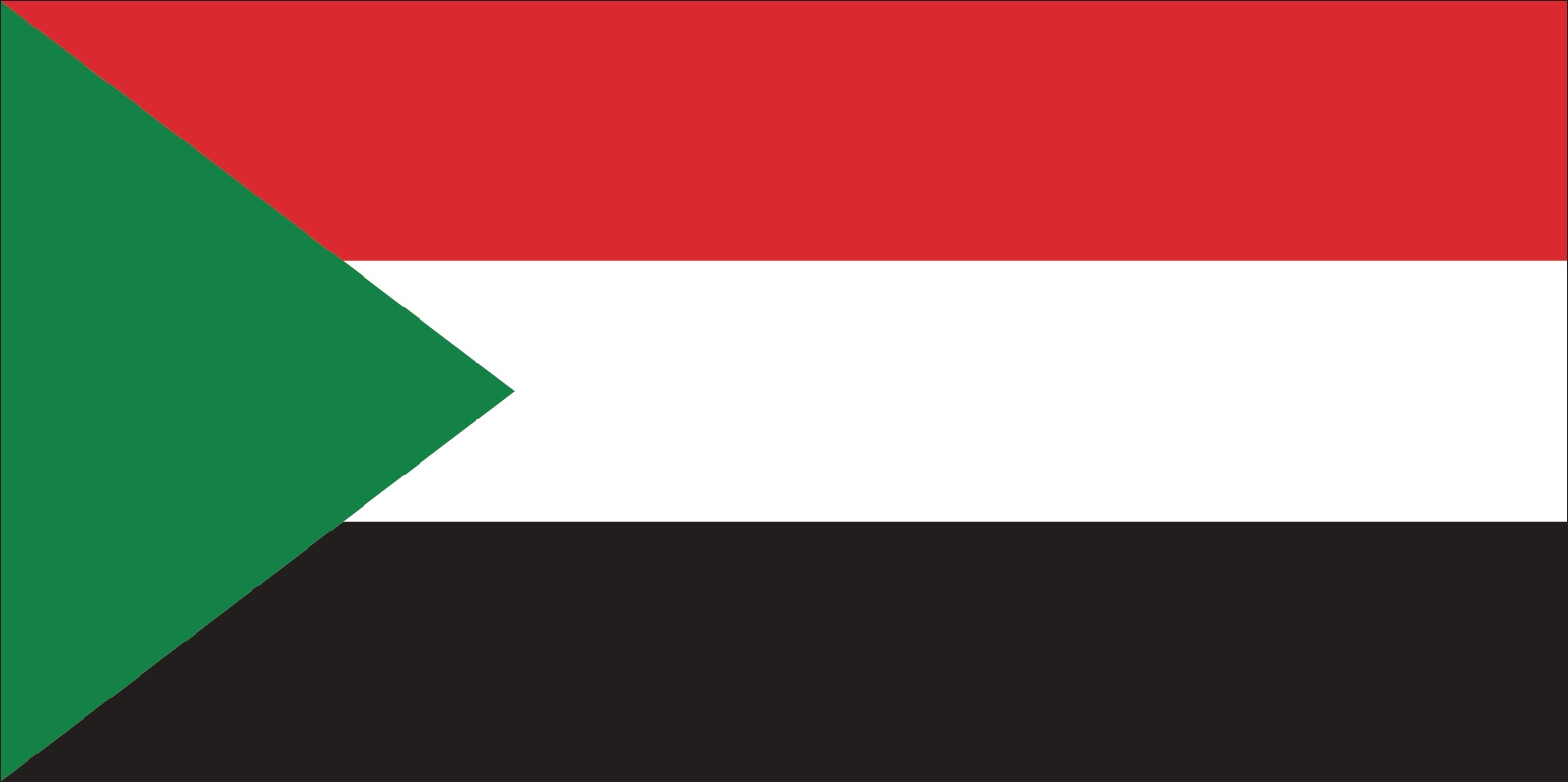 Sudan flag pictures for The flag is