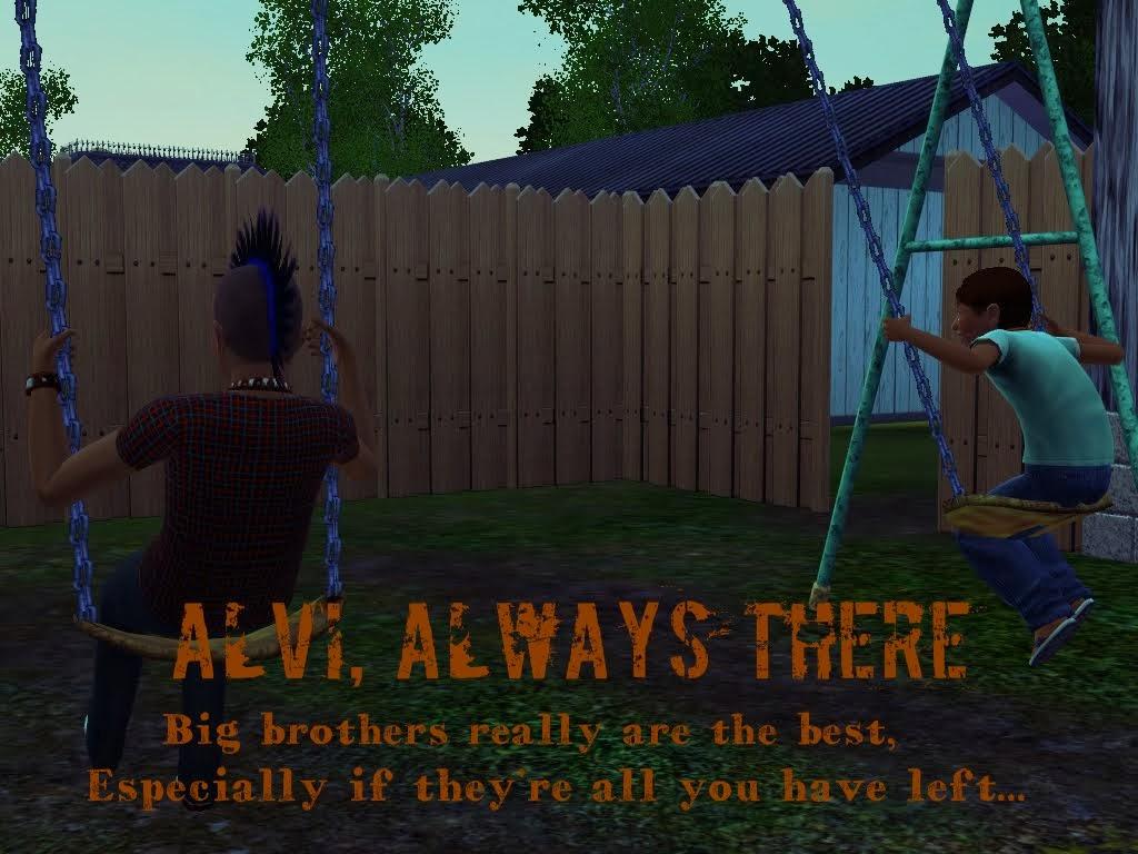 Alvi, Always There