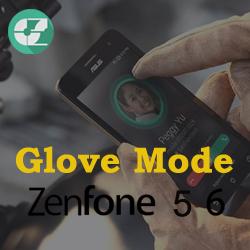 Cara Aktifkan GloveTouch ( Mode sarung tangan ) Zenfone 5 6