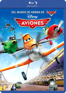 Aviones [2013] [DvdRip] [Latino] [BS]