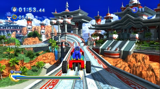 Download Sonic Generations Full Patch