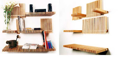 Creative Bookshelves and Unusual Bookcases (15) 14