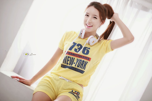 1 Lee Yeon Yoon - very cute asian girl-girlcute4u.blogspot.com