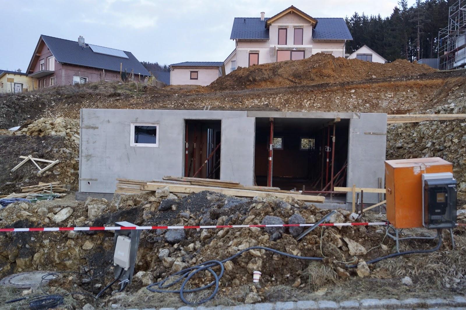 Unser Traumhaus mit Allkauf: Keller, Küche und viel mehr....
