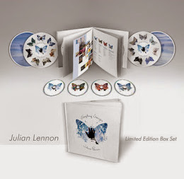 Everything Changes: Signed Box Set Julian Lennon